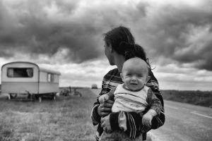 Družbeni položaj Rominj v Sloveniji