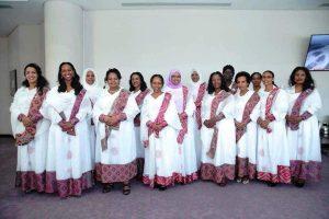 Etiopija s prvo žensko predsednico